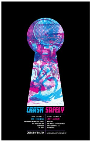 Crash Safely 2011 by Henry Owings